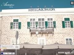 Aktaion - Ξενοδοχείο 3 * - Ερμούπολη - Σύρος - Κυκλάδες