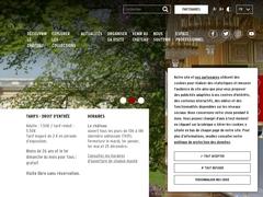Oise - Musées et domaine nationaux de Compiègne - Château de Compiègne, musée du second Empire, musée de la voiture - Napoléon III