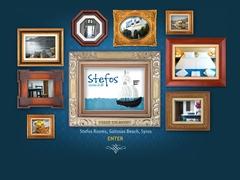 Stefos Rooms - 2 Keys Hotel - Γαλησσάς - Σύρος - Κυκλάδες