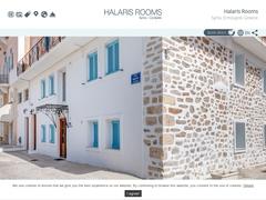 Halaris Rooms - Hotel 2 Clés - Ermoupoli - Syros - Cyclades