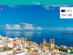 Kamelo - Hotel 2 * - Vari - Syros - Cyclades