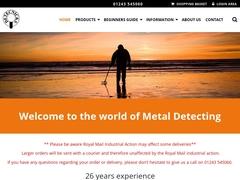 Detecnicks Metal Detecting