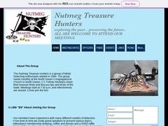 Nutmeg Treasure Hunters
