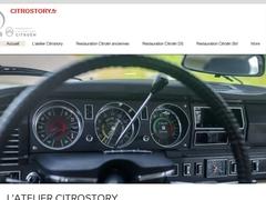 Spécialiste Citroën DS anciennes | Citrostory