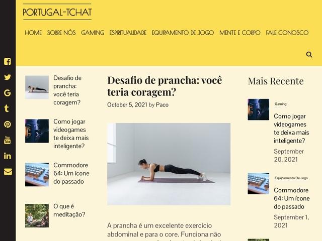 Annuaire gratuit de sites généralistes : Portugal-Tchat : Bienvenue sur Portugal-tchat : Annuaire généraliste gratuit !