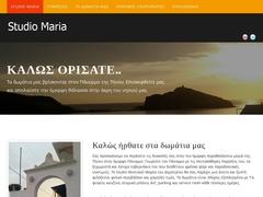 Studio Maria Rooms 2 Keys - Πάνορμος - Τήνος - Κυκλάδες