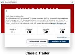 Classic Trader Annonces de vente de voitures anciennes
