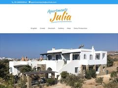 Ioulia Apartments 2 Keys - Άγιος Φωκάς - Τήνος - Κυκλάδες