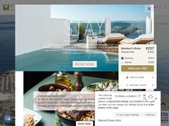 Παραλία Κνωσός - Ξενοδοχείο 5 * - Κοκκίνη Χάνι - Ηράκλειο - Κρήτη