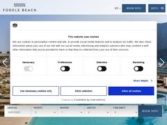 Fodele Beach Resort - Hotel 5 * - Φόδελε - Γκάζι - Ηράκλειο - Κρήτη