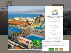 Nana Beach Resort - Ξενοδοχείο 5 * - Λιμένας - Ηράκλειο - Κρήτη