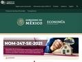 Gobierno - Secretaría de Economía