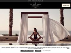 The Royal Senses - Ξενοδοχείο 5 * - Πάνορμος - Ρέθυμνο - Κρήτη