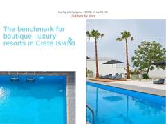Mr & Mrs White Resort - Ξενοδοχείο 5 * - Σταυρός - Χανιά - Κρήτη