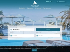 Atlantica Kalliston Resort 5 * Κάτω Γαλατάς - Χανιά - Κρήτη