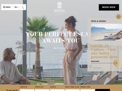 Minoa Palace Resort - Ξενοδοχείο 5 * - Πλατανιάς - Χανιά - Κρήτη