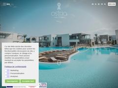 Ostria Beach - Ξενοδοχείο 5 * - Καθαράδες - Ιεράπετρα - Κρήτη