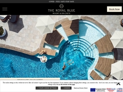 The Royal Blue Resort - Ξενοδοχείο 5 * - Πάνορμος - Ρέθυμνο - Κρήτη