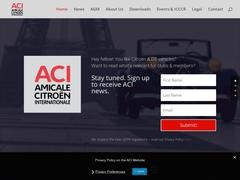 Amicale Citroën Internationale (ACI)