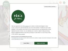 Guides thématiques - Office de tourisme Paris