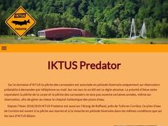 Réservoir de pêche à la mouche - IKTUS Fly Pau