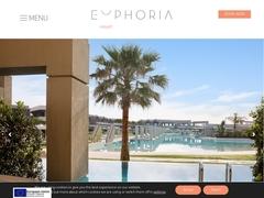 Euphoria Resort - Ξενοδοχείο 5 * - Κολυμπάρι - Χανιά - Κρήτη