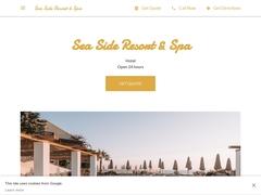 Sea Side Resort 5 * - Αγία Πελαγία - Ηράκλειο - Κρήτη