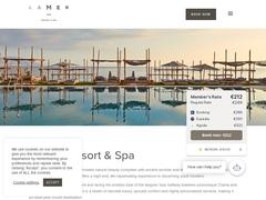 La Mer Suites Resort 5 * - Γεωργιούπολη - Χανιά - Κρήτη