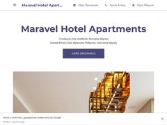 Maravel - Hôtel 4 * - Adelianos Kombos - Rethymnon - Crète