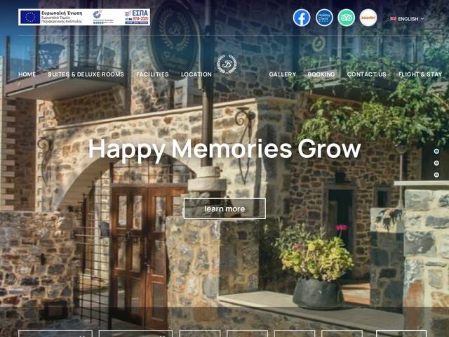 Balsamico Traditional Suites 4 Keys - Χερσόνησος - Ηράκλειο - Κρήτη