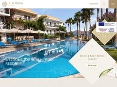 Almyrida Beach - Ξενοδοχείο 4 * - Αλμυρίδα - Χανιά - Κρήτη
