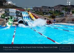 Grand Hotel Resort 4 * - Chersonissos - Heraklion - Crete
