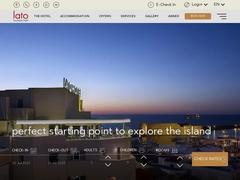 Lato Boutique - 3 * Hotel - City Center - Heraklion - Crete