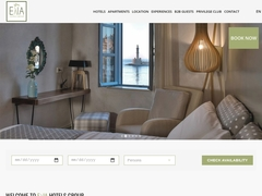 Elia Estia Apartments 3 Keys - Historical Center - Chania - Crete