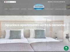 Marianna Apartments 3 Keys - Almyrida - Chania - Crete
