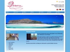 Doreen Suites - 3 Keys Hotel - Kalamaki - Chania - Crete