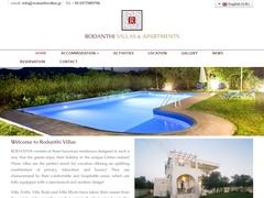 Rodanthi Villas 3 Keys - Kolymbari - Chania - Crete