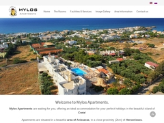 Mylos Apartments 3 Keys - Anissaras - Chersonissos - Heraklion - Crete