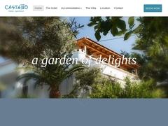 Castello Hotel 3 Keys - Frangocastello - Plakias - Chania - Crete