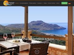 Anna View Apartments 3 Keys - Μύρθιος - Ρέθυμνο - Κρήτη