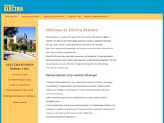 Electra Pension 3 Keys - Maleme - Platanias - Chania - Crete