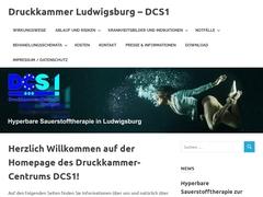 DCS1 Stuttgart - Druckkammercentrum Stuttgart
