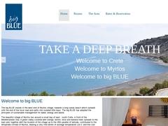 Big Blue Apartments 3 Keys - Myrtho - Ierapetra - Heraklion - Crete