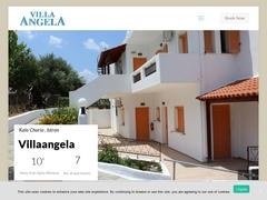 Villa Angela Apartments 3 Κλειδιά - Καλό Χωριό - Λασίθι - Κρήτη