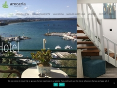 Arocaria Apartments 3 Keys - Old Town - Chania - Crete