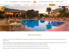 Newcastle Apartments 3 Keys - Malia - Heraklion - Crete
