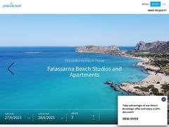 Falassarna Beach Studios 3 Keys - Falassarna - Chania - Crete