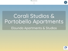 Corali Studios 3 Κλειδιά - Ελούντα - Λασίθι - Κρήτη