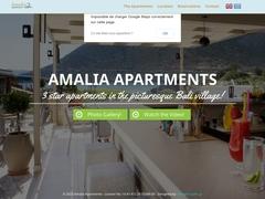 Amalia Apartments 3 Keys - Μπαλί - Ρέθυμνο - Κρήτη