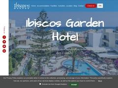 Ibiscos Garden - Ξενοδοχείο 3 * - Παραθαλάσσια πόλη - Ρέθυμνο - Κρήτη